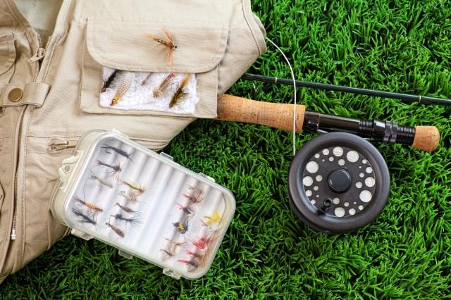 оборудование для рыбалки и отдыха
